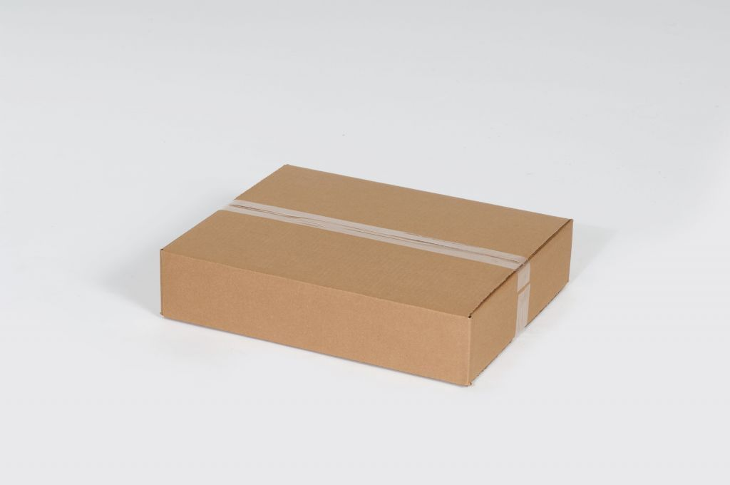 "9/"" x 7/"" x 4/""  Kraft Shipping Corrugated shipping Box 2 boxes"