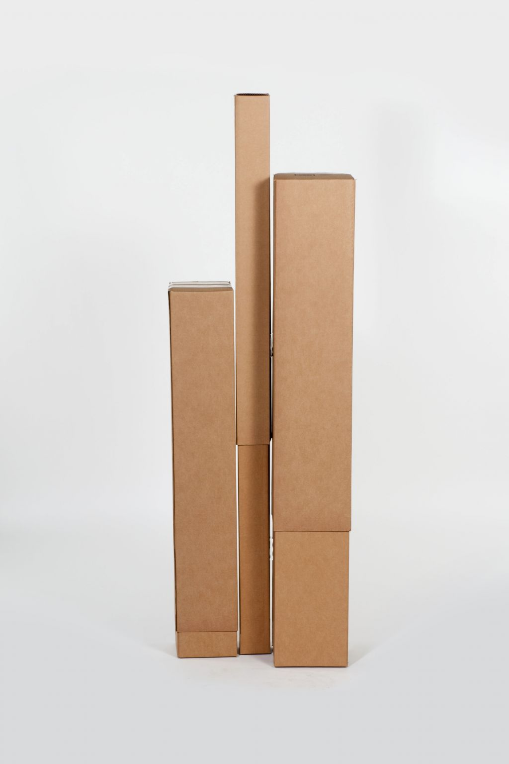 6x6x48 Telescoping Inner Shipping Boxes 25 Count