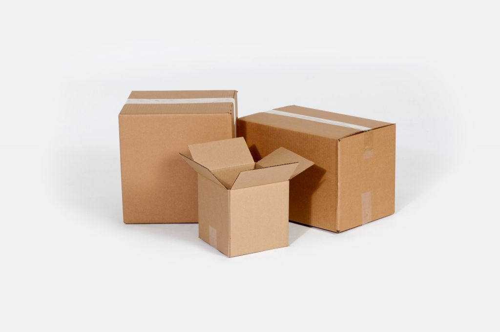 Corrugated Boxes Kraft 18 x 14 x 8 20//Bundle