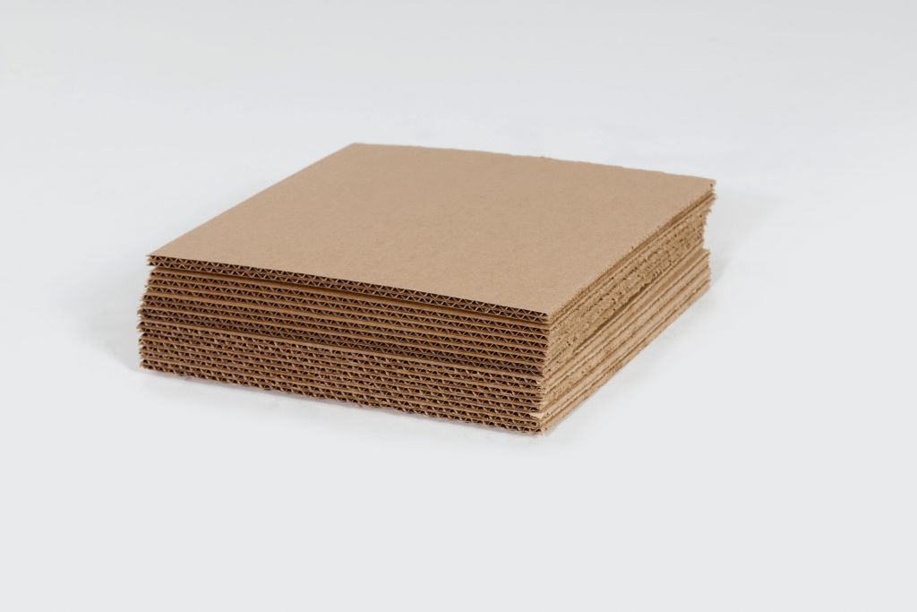 5 30X40 Cardboard Paper Inserts Pads Corrugated Sheets Packing Shipping Cartons