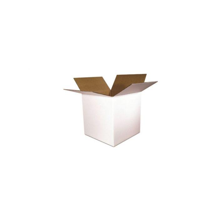 """12 x 12 x 6"""" White Boxes"""
