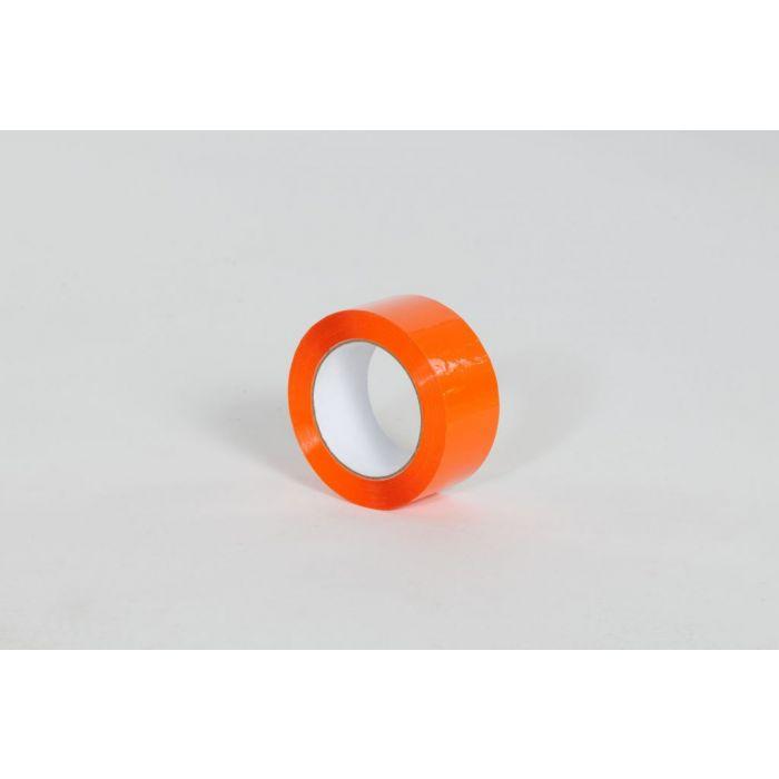 """2"""" x 110 yds. 1.9 Mil Orange Carton Sealing Tape (36/Case)"""