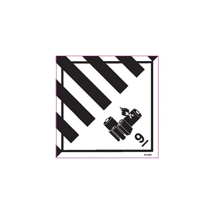 D.O.T. / Hazard Class Labels
