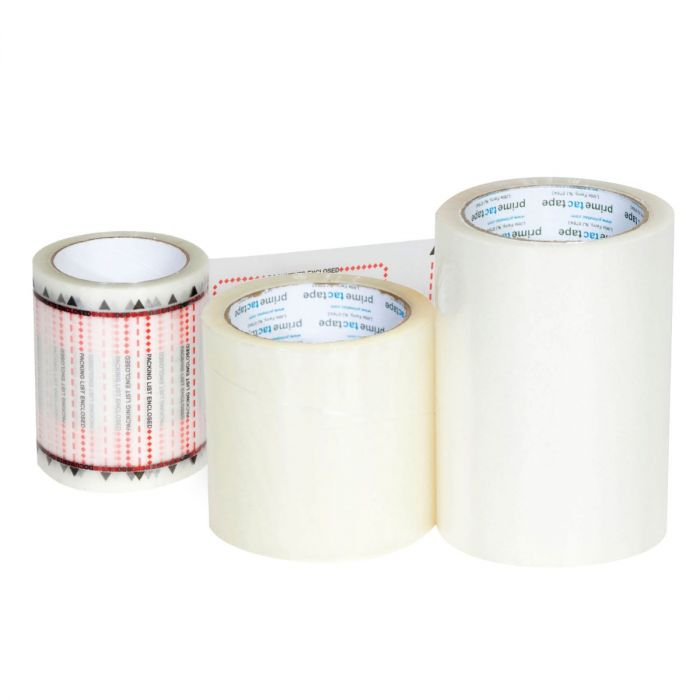 Label Protection & Pouch Tapes