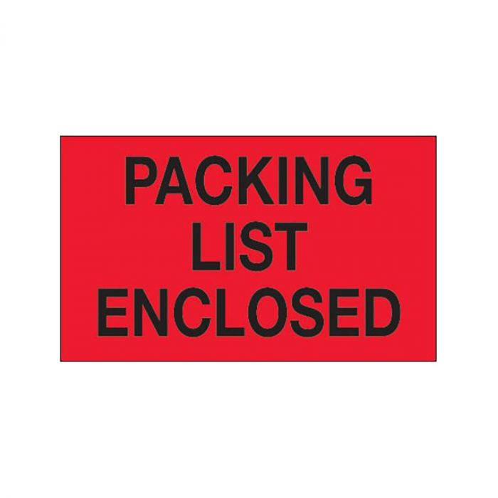 Pallet Protection Labels