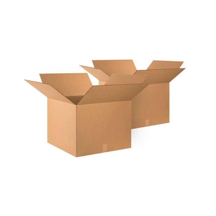 Plain Moving Boxes