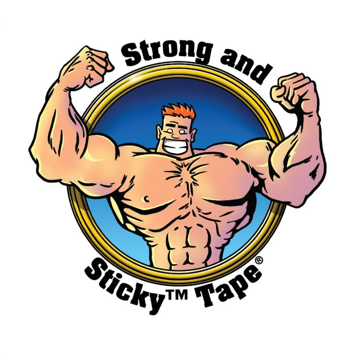 Strong & Sticky™ Hot Melt Tapes